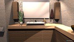 Raumgestaltung łazienka1 in der Kategorie Badezimmer