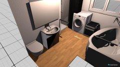 Raumgestaltung Łazienka2 in der Kategorie Badezimmer