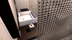 Raumgestaltung łazienka in der Kategorie Badezimmer