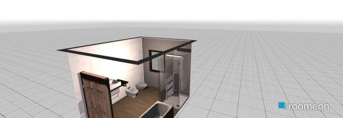 Raumgestaltung b11 in der Kategorie Badezimmer