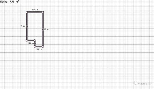 Raumgestaltung B1 in der Kategorie Badezimmer