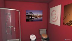 Raumgestaltung  b in der Kategorie Badezimmer