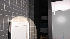 Raumgestaltung Baño 2 BIS in der Kategorie Badezimmer