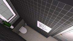 Raumgestaltung Baño 2 in der Kategorie Badezimmer