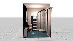 Raumgestaltung Baño CaSA in der Kategorie Badezimmer