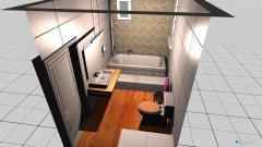Raumgestaltung Baño Grande in der Kategorie Badezimmer