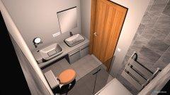 Raumgestaltung baño P in der Kategorie Badezimmer