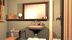 Raumgestaltung Baad in der Kategorie Badezimmer