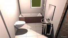 Raumgestaltung Bad 002 in der Kategorie Badezimmer