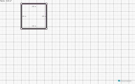 Raumgestaltung Bad 1 Wurf in der Kategorie Badezimmer