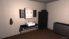 Raumgestaltung Bad 123 in der Kategorie Badezimmer