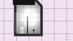 Raumgestaltung Bad 1OG klein in der Kategorie Badezimmer