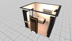 Raumgestaltung Bad 2016 in der Kategorie Badezimmer