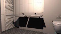 Raumgestaltung Bad @ 206 in der Kategorie Badezimmer