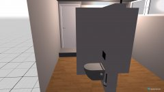 Raumgestaltung Bad 3.0 T-Lösung in der Kategorie Badezimmer