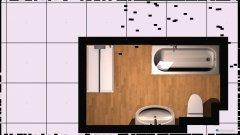 Raumgestaltung Bad 3 in der Kategorie Badezimmer