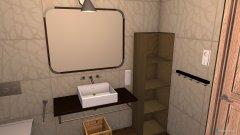 Raumgestaltung Bad-3d-afra in der Kategorie Badezimmer