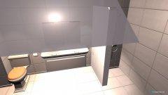 Raumgestaltung Bad 4st in der Kategorie Badezimmer