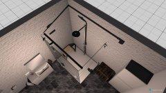 Raumgestaltung Bad 52 EG in der Kategorie Badezimmer