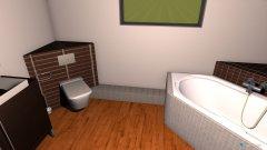 Raumgestaltung Bad 5 in der Kategorie Badezimmer