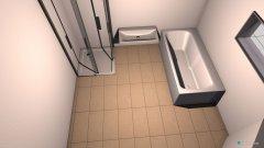 Raumgestaltung Bad 6 in der Kategorie Badezimmer