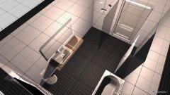 Raumgestaltung Bad Altkönig in der Kategorie Badezimmer