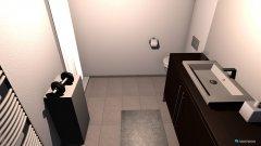 Raumgestaltung Bad Andrea Toni in der Kategorie Badezimmer