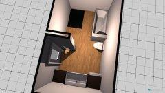 Raumgestaltung bad anita in der Kategorie Badezimmer