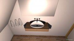 Raumgestaltung bad bäh in der Kategorie Badezimmer