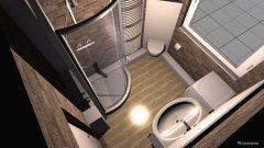 Raumgestaltung Bad Beethoven in der Kategorie Badezimmer