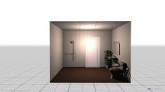 Raumgestaltung Bad BF in der Kategorie Badezimmer