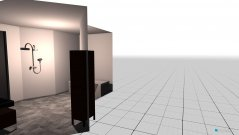 Raumgestaltung bad blanko in der Kategorie Badezimmer