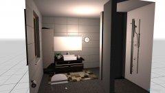 Raumgestaltung Bad Clemens in der Kategorie Badezimmer