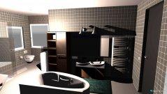 Raumgestaltung BAD der Funkens in der Kategorie Badezimmer