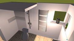 Raumgestaltung Bad DG NEU in der Kategorie Badezimmer