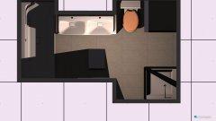 Raumgestaltung Bad Dietzenbach in der Kategorie Badezimmer