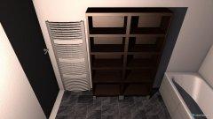 Raumgestaltung Bad Dominik in der Kategorie Badezimmer