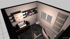 Raumgestaltung Bad dusslingen  in der Kategorie Badezimmer