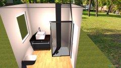 Raumgestaltung Bad EG - 02 - Türksteinweg 30 in der Kategorie Badezimmer