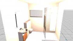 Raumgestaltung Bad EG in der Kategorie Badezimmer