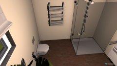 Raumgestaltung Bad ELW in der Kategorie Badezimmer