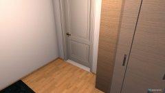 Raumgestaltung Bad Entwurf 1 in der Kategorie Badezimmer