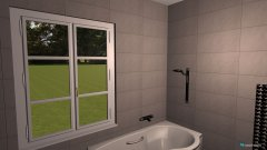 Raumgestaltung bad eventuell in der Kategorie Badezimmer