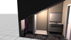 Raumgestaltung Bad evt fertig in der Kategorie Badezimmer