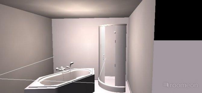 Raumgestaltung Bad Florian Geyer in der Kategorie Badezimmer