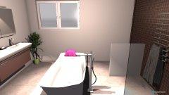 Raumgestaltung Bad freistehend axor in der Kategorie Badezimmer