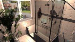 Raumgestaltung Bad Gross in der Kategorie Badezimmer