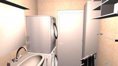 Raumgestaltung Bad Hansa in der Kategorie Badezimmer