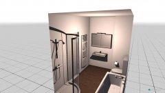 Raumgestaltung Bad Hasselrott in der Kategorie Badezimmer