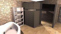 Raumgestaltung Bad Haus in der Kategorie Badezimmer